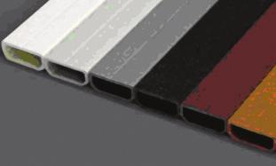 Osnovne boje PVC distancionera